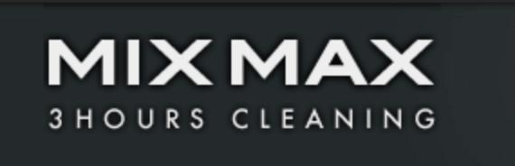 MIXMAX WHITEクリーニング